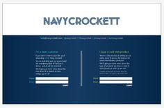 navycrockett.com // if you have a man in your life, you'll LOVE Navy Crockett! You can follow us on pinterest: @Navy Crockett