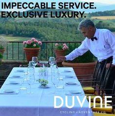 Impeccable service. Exclusive luxury.