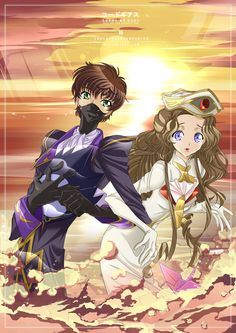 CODE GEASS by Crossingxboundaries