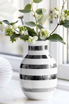 Khäler Silver vase