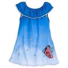 2df0a89d2b71 NWT Disney Store Elena swim cover up 45 67 89 10 Girls UPF