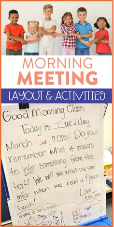 Want to see how this first grade teacher runs morning meeting? Read about some of her favorite activities, greetings, and more over on the blog!