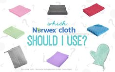 Which Norwex Cloth D
