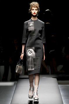 Milan Fashion Week: Prada Spring / Summer 2013 RTW