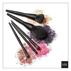 New brush collection from Mary Kay.  Www.marykay.com/gmorse64