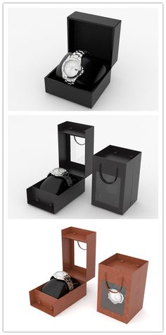 Sinicline watch packaging box designs.   #packaging #fashion #watch