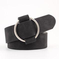 29651b69a Faux Suede Belts. Metal BucklesBelt BucklesLadies ...
