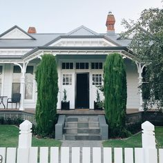 A nice distraction on my walk last night at a sad time. Do you think I might like a white house? Another pretty in Geelong… Last Night, Thinking Of You, Sad, Walking, Houses, Mansions, House Styles, Nice, Pretty