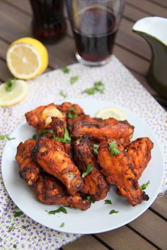 Chicken Tandoori Wings