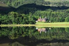 Country Manors You Can Stay in in Scotland