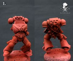 Hello It's time for something more informative than usual portion of photos. It's our first tutorial, so please don't spare us your criticism. :) I broke down this process to 7 steps and I'll explain every one basing on according WiP photos. I assumed that you know some basic, but if you'll have some questions…