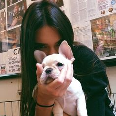 kendall jenner and dog