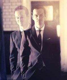 I really hope Moriarty faked his death, because I want more of the fantastic Andrew Scott.