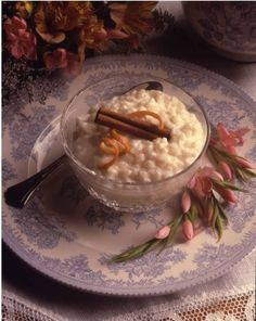 Tired of oatmeal in the morning. Try Swedish Rice Pudding