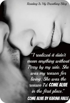 Come Alive (Experiment in Terror, #7) by Karina Halle