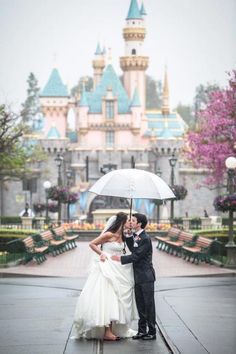Wanna get married in a magical place