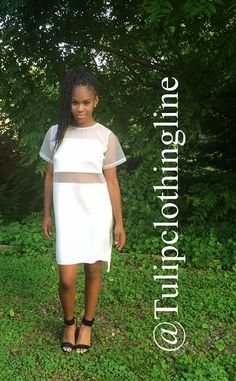 #Philly #Fashion #Design #WhiteDresses  #OzwaldBoateng Tinsel & Tine (Reel & Dine): Spotlight on Tulip Clothing Line and Diner en Blanc Philly