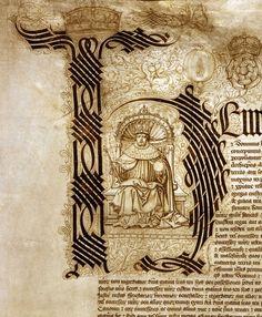 Liber Regalis Manuscript 15th Century - Henry VII Tudor