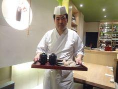 Tadahiko Kinjo le chef de Juan le japonais exquis et méconnu à Paris (16e)
