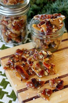 Baking the Goods - Three Wise Men, A Bourbon Bacon Brittle Recipe - Baking the Goods