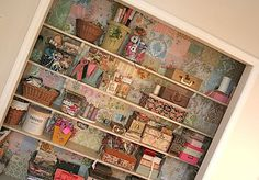 Craft Shelving