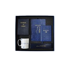 *Affiliate Pin saved from Amara Discover the Sloane Stationery Desk In A Box - Busy, Busy, Busy at Amara Gift Items For Men, Valentine Gifts, Holiday Gifts, Affiliate Partner, Hair Setting, Blue Home Decor, Pocket Notebook, Desk Set, New Home Gifts