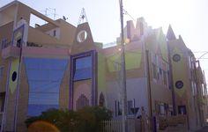 La Casa degli Artisti esterno