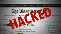 New cyber attack against The Washington Post