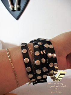 089 BC Leather unisex braceletBracelets Gift for Women Mens Leather Harness, Leather Men, Unisex Gifts, Bohemian Jewelry, Little Gifts, Gifts For Women, Chokers, Bracelets, Handmade