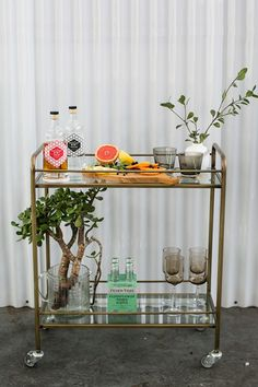 Shopstar - build your online shop today. Furniture, Dining, Steel Frame, Shopping, Bar Cart, Home Decor