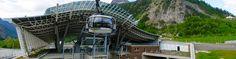 Nuove funivie SkyWay Monte Bianco | Stazione di valle | Proteo