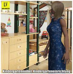 Kindergartenmoebel, Kindergarteneinrichtung