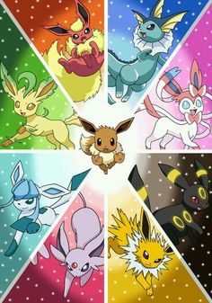 The Cycle of the Eevee