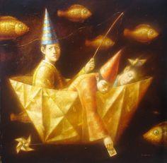 ronald companoca | Il surrealismo magico di Ronald Companoca