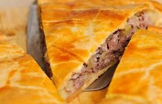 Uzbek-meat-pie