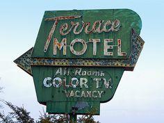 Terrace Motel | Flickr - Photo Sharing!