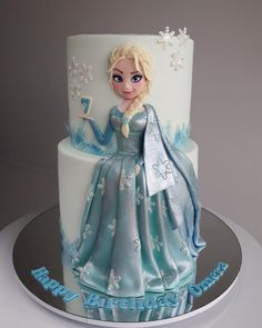 Elsa by Couture cakes by Olga