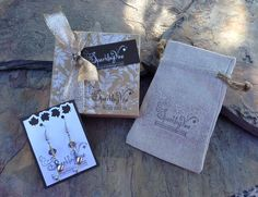 Packaging by Sparkling Vine Design | Wine Jewelry | Handcrafted, Wine-Inspired