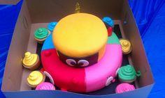 Perfect Gabba Cake!