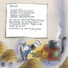 Het geheime recept van Pepernotenpiet # Sinterklaasrecept