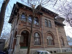Casa lui Alexandru Tzigara-Samurcaș. Neoromânescul ecleziastic moldovenesc
