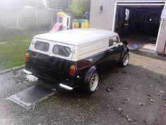 Mini Cooper Classic, Classic Mini, Vans Classic, Mini Trucks, Old Trucks, Tonka Trucks, Bmw E36, Dodge, E36 Coupe