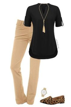 Want to keep your work wardrobe fresh? Visit outfitsforlife.com for the best and easiest outfit inspiration you can find with no subscription boxes or fees ever! #ofl #outfitsforlife #ootd #outfitinspiration #businesscasual #outfitforwork Fall Outfits For Work, Casual Work Outfits, Mode Outfits, Work Casual, Simple Outfits, Spring Outfits, Fashion Outfits, Outfit Work, Office Outfits
