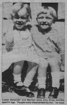 1931 Norma Jeane et Lester - Divine Marilyn Monroe Marilyn Monroe Fotos, Norma Jean Marilyn Monroe, First Boyfriend, Joe Dimaggio, Norma Jeane, Movie Stars, Cinema, Actresses, Classic Beauty