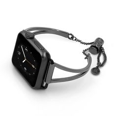 Looking for the perfect Apple band or Fitbit strap? Shop The Ultimate Cuff online today. We offer an impressive array of designer Apple watch bands, Fitbit wrist bands & more. Apple Watch Bracelet Band, Apple Watch Cuff, Apple Watch Iphone, New Apple Watch, Apple Watch Bands, Stylish Watches, Watches For Men, Popular Watches, Elegant Watches