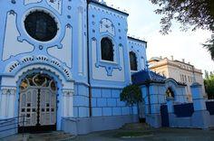 Blue Churche