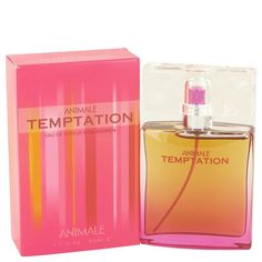 Animale Temptation Perfume 50ml EDP Women Spray | This is an energetic and enchanting floral fragrance for women.  It is the perfect ingredient for a bold style statement. The notes have been masterfully selected to express a wild spirit veiled with elegance. The fragrance opens with exotic notes of pear and bergamot. They unleash an intoxicating heart of gardenia, jasmine, and lily-of-the-valley. They are set on a solid base of sandalwood, musk, and vanilla for a sophisticated sensual…