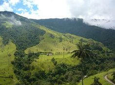 Hiking Salento, Colombia