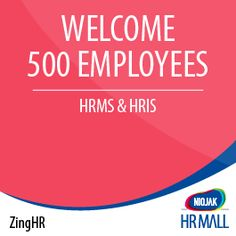 Niojak HR Mall | Welcome 500 Employees Lifecycle Solution by Zing HR