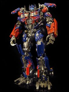 "Transformers Leader 12 /""  New Battle Hooks Optimus Prime Large Approx"